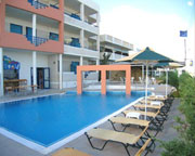 Olympic Suites Hotel Apartments