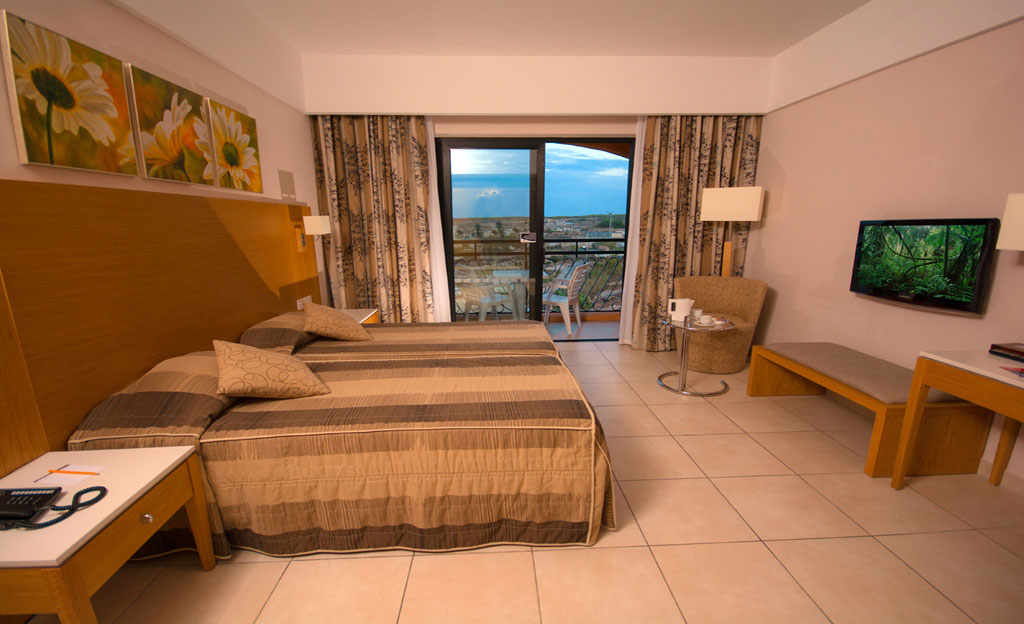 Ramla Bay Resort Rooms