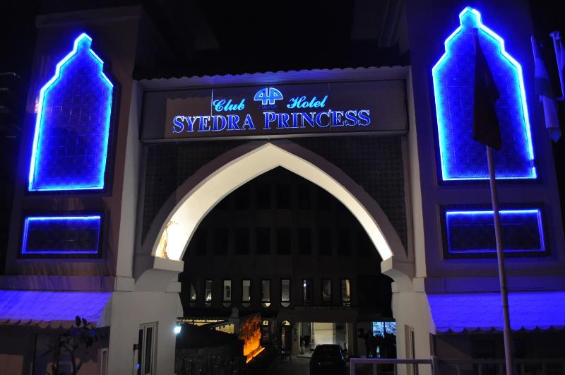 Club Hotel Syedra Princess