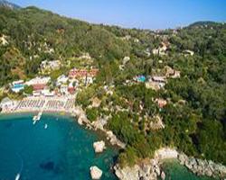 Aqua Blue Corfu