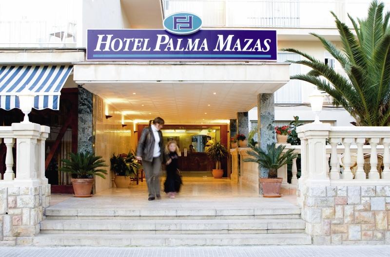 Palma Mazas