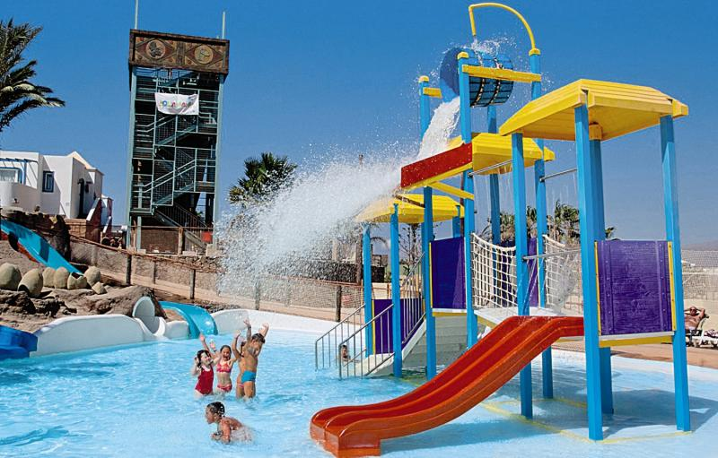 Hl Paradise Island Waterpark