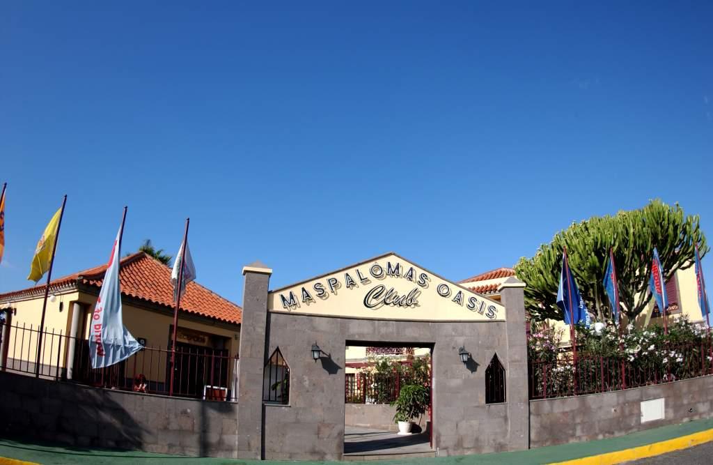 Bungalows Maspalomas Oasis Club