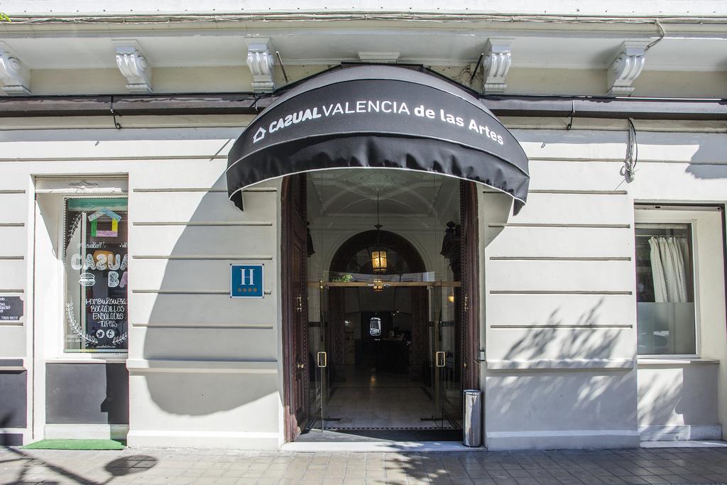 Casual Valencia De Las Artes Antes Hotel Consul Del Mar