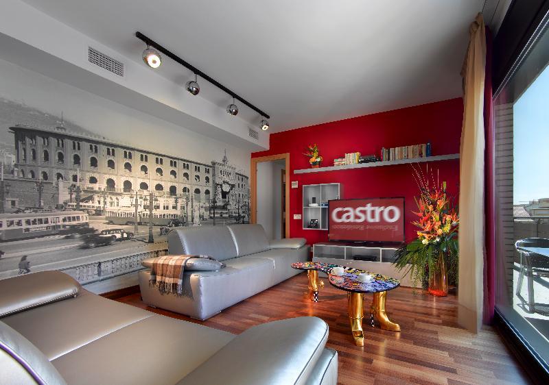 Apts Castro Exclusive Residences Sant Pau