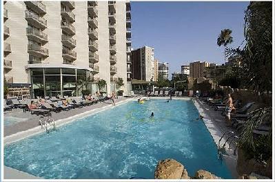 Hotel Sandos Monaco Y Spa