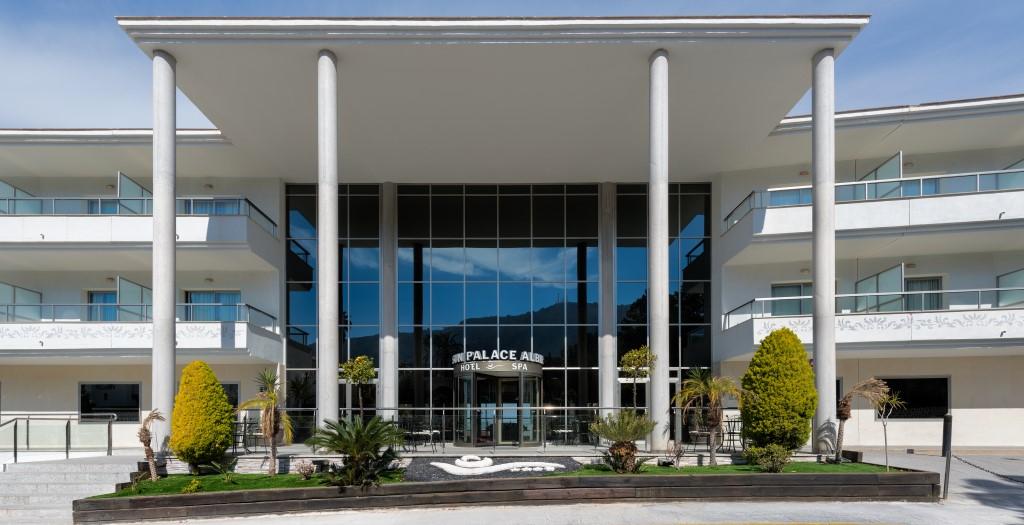 Sun Palace Albir Hotel