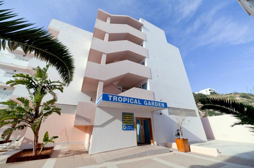 Tropical Garden Apartamentos