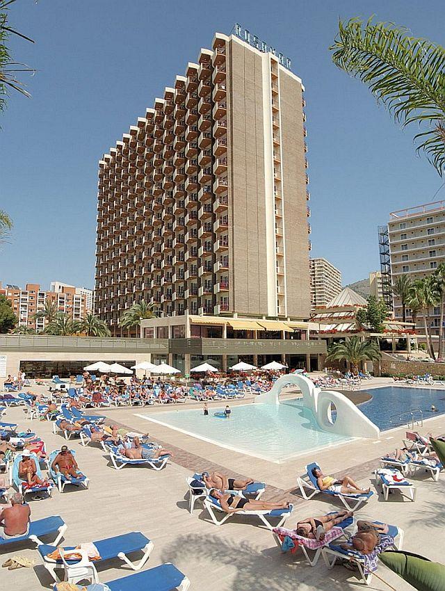 Rosamar Hotel