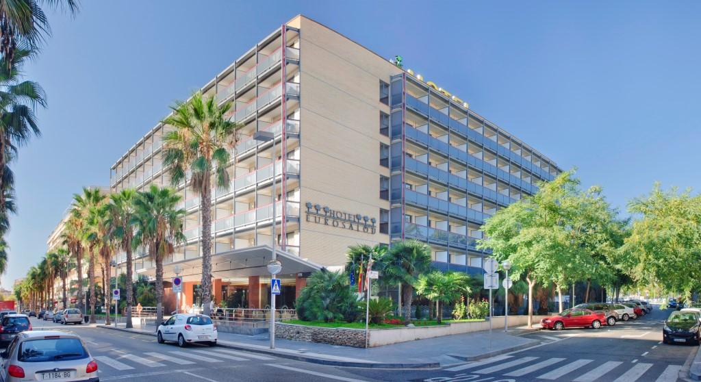 Eurosalou Hotel And Spa