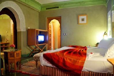 Les Jardins De L Agdal Hotel Spa