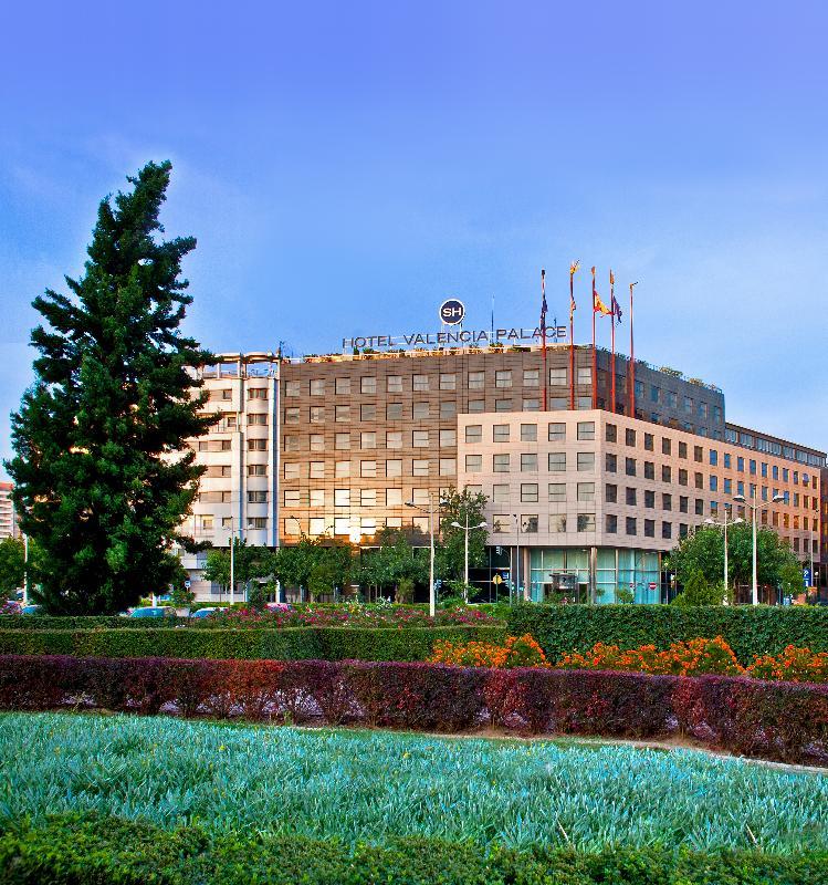 Sh Valencia Palace Hotel