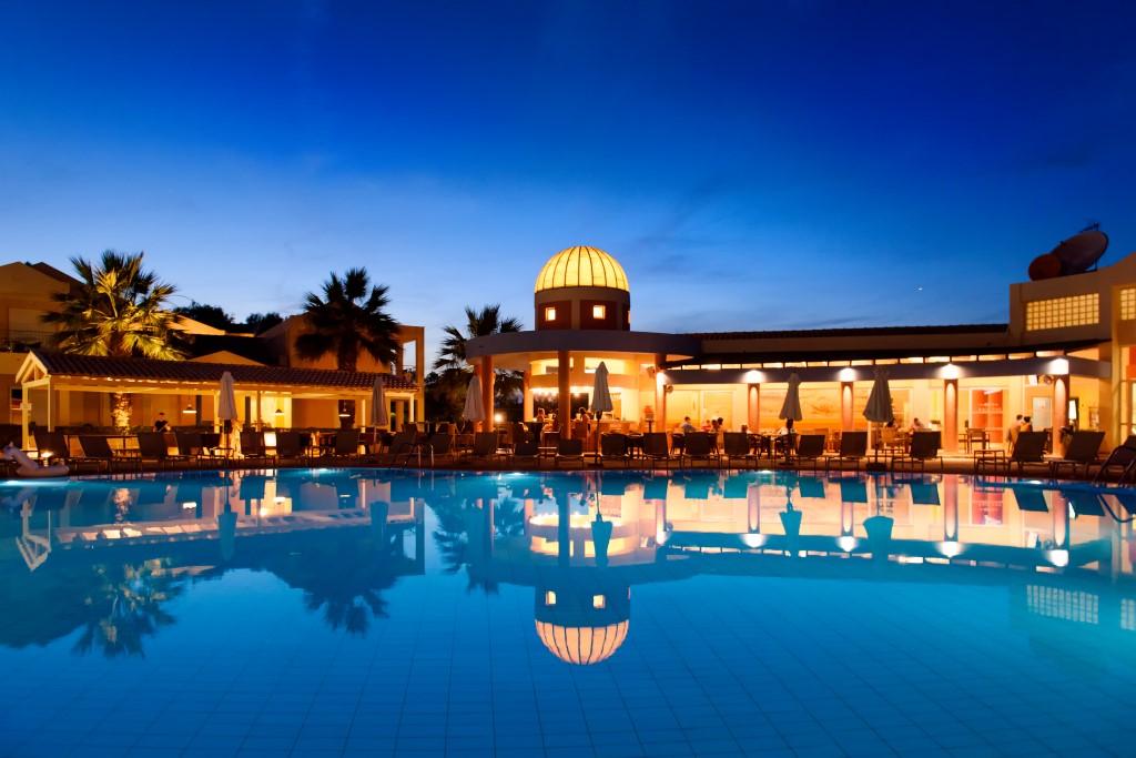 Hotel Olympion Village