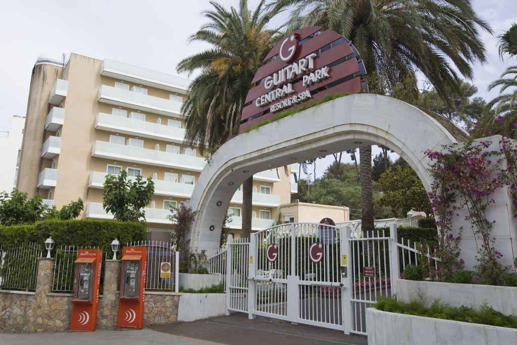 Guitart Central Park Aqua Resort Hotel Economic 3