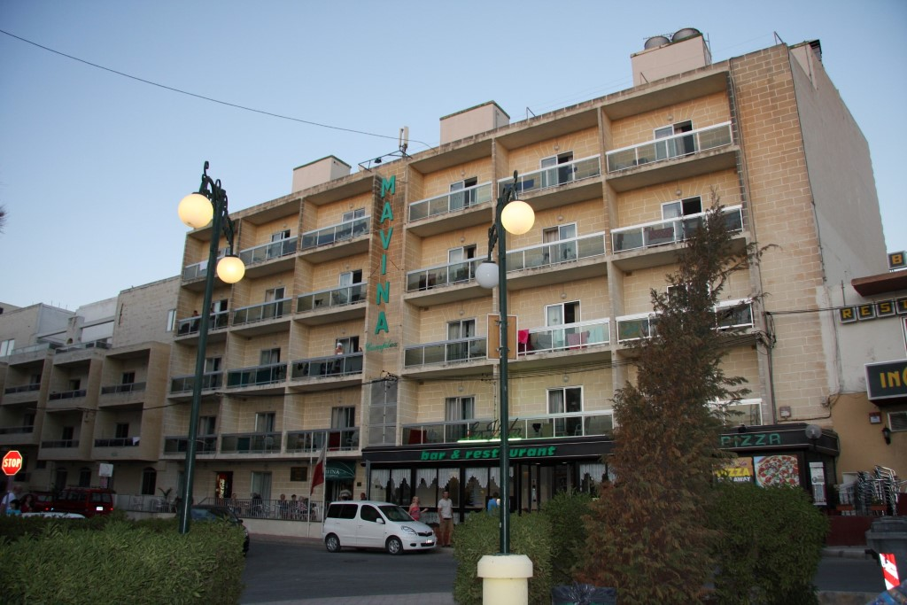 Mavina Hotel Apartments